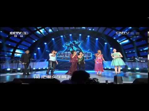 [梦想星搭档]第9期 歌曲《乡间的小路》 演唱:齐豫、程琳