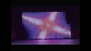 Led-Screen - светодиодный экран-сетка.(http://latronix.ru LED-экран-сетка Latronix. Модульная (любой нужный размер модуля). Гибкая (на капроновой сетке). Лёгкая..., 2013-04-25T23:04:18.000Z)