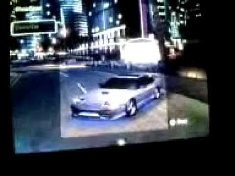 Need For Speed Underground 2 Nissan 240sx Dvd Cover Youtube