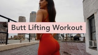 6 Min Butt Lifting At Home Workout | Full Routine