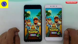 Oppo A83 vs Oppo A71 New 2018 speed test comparison