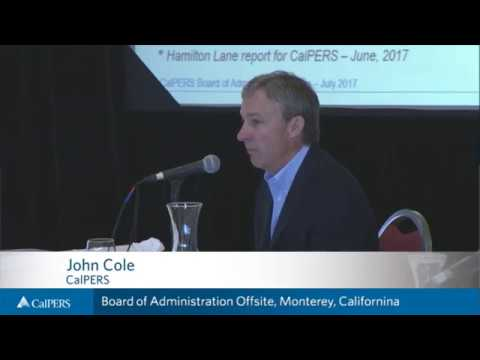 Discussion of Alternative Private Equity Business Models  - Part 1 | July 17, 2017