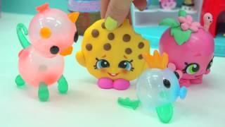 Oonies Животное Воздушный Шар, Как Пузырь Машина Производитель С Shopkins Puppies Кукла