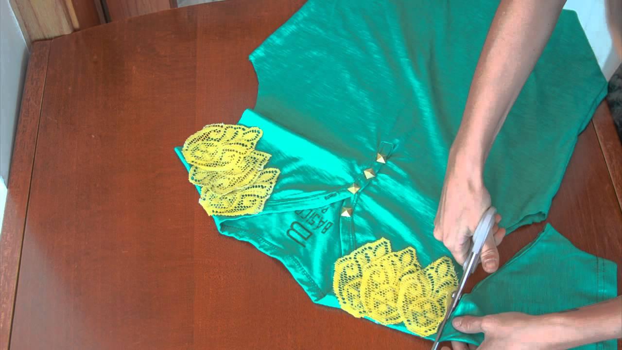 ff6f3a5c7 Aprenda a fazer uma camiseta para vibrar pelo Brasil - YouTube