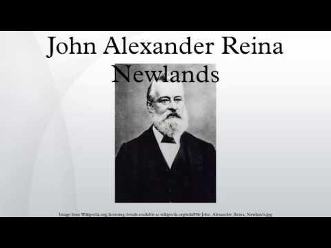 John Alexander Reina Newlands Youtube