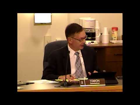 November 2nd, 2017 - St. Clair County Board of Commissioners Meeting