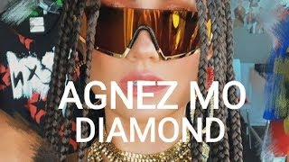 VIDEO CLIP AGNEZ MO FEAT FRENCH MONTANA- DIAMOND