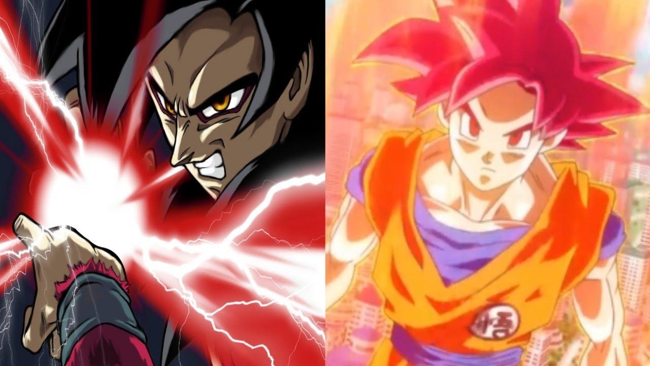 Todas Las Fases De Goku Para Colorear: Goku SSJ4 Vs Goku SSJD ¿Quién Gana En Una Pelea? Mi