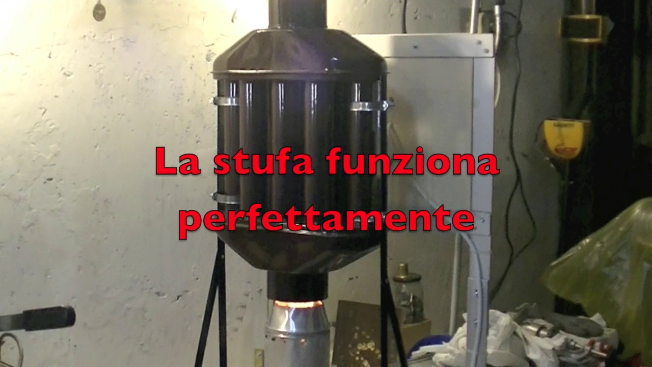 Stufa pirolitica youtube for Stufe pirolitiche
