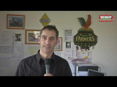 Bâtiment pour élevage avicole en kit (Francis Humann)
