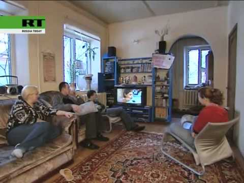 Living with HIV, special feature on Russia Today