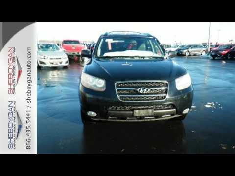 Used 2007 Hyundai Santa Fe Appleton WI Sheboygan, WI #B6176B - SOLD