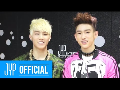 [Greeting] JJ Project - Youtube Greeting Message