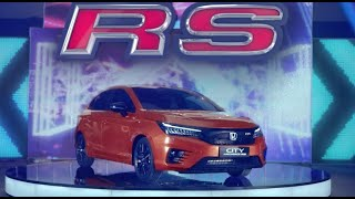 [Official Video] Honda City Hatchback RS