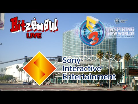 Bitzémaul Live #E32016 - Sony Interactive Entertainment