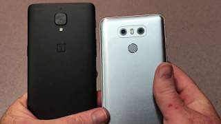 видео iPhone 7 Plus против LG G6 и OnePlus 3T: тест быстродействия