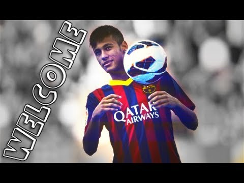 Neymar Jr - A Culé // Welcome to Barcelona HD