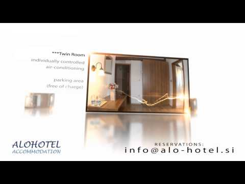 Slovenia Tourism -  Alo Hotel Accommodation Ljubljana