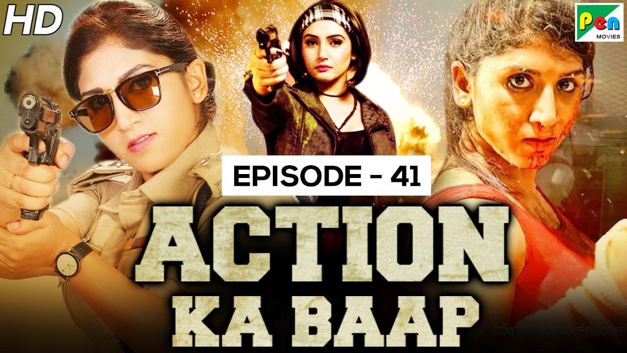 Action Ka Baap EP - 41 | Best Of Action Scenes | Majaal, Daava | Hindi Dubbed Movie