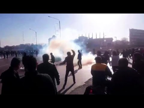 01/03/2018: What's behind Iran's protests? Domestic challenges or foreign instigation?