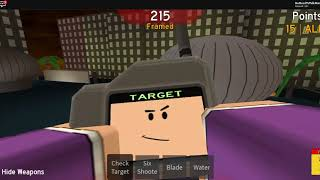 Roblox Framed | SO I cant win anything in this game...|