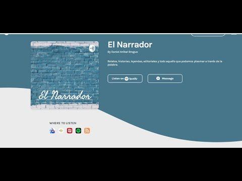 EL NARRADOR   PROGRAMA Nº 4   POETAS DEAMBULANDO EN DESIERTOS DE CEROS Y UNOS