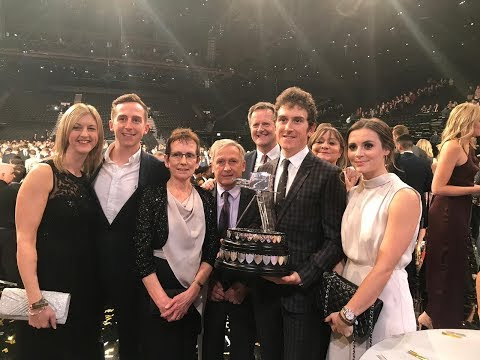 The moment Geraint Thomas won Sports Personality of the Year 2018
