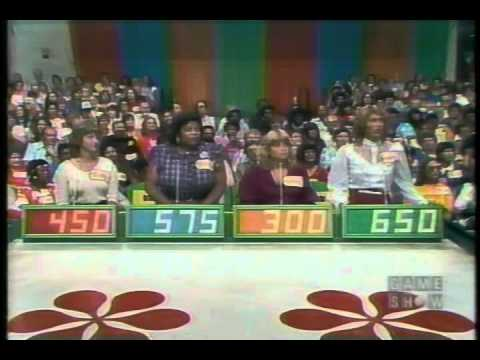1982 The Price is Right