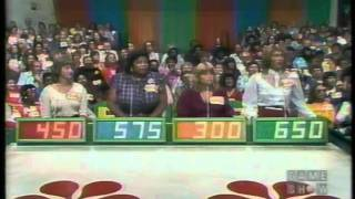 "1982 The Price is Right ""Holly Goes Over the Wire"""