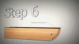 Hoosier Woodshop Lumber Rack
