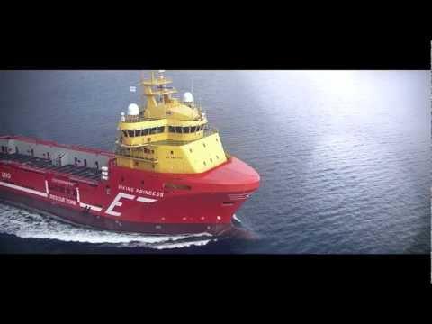 Viking Princess - a new standard for environmental friendly shipping
