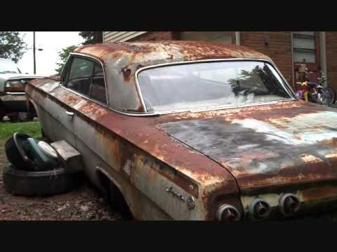 For Sale 1962 Chevrolet Impala 2 Door Hardtop Youtube