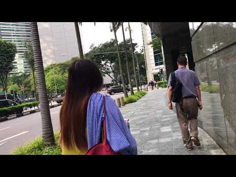 Tanjong Pagar- Singapore (Walking Around Orchid Hotel Area)
