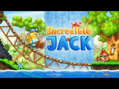 Incredible Jack - Available now on the App Store!