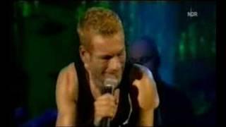 Rosenstolz - Die Zigarette danach - LIVE