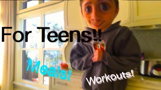 How To Live A Healthy Teenage Lifestyle