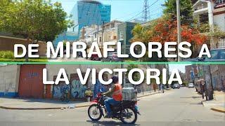 Un paseo por las avenidas de Lima Peru 2021 4k, A walk through the avenues of Lima Peru 2021 4k