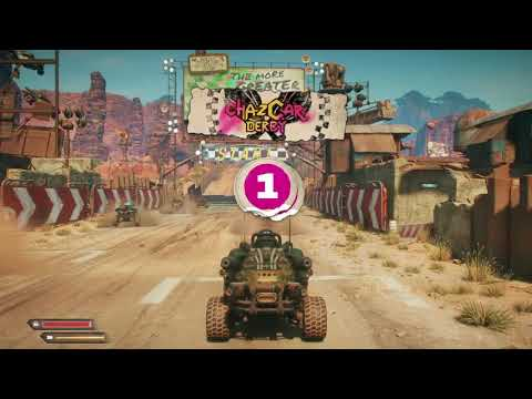 Rage 2 live [Part 7] Chazcar Derby. |