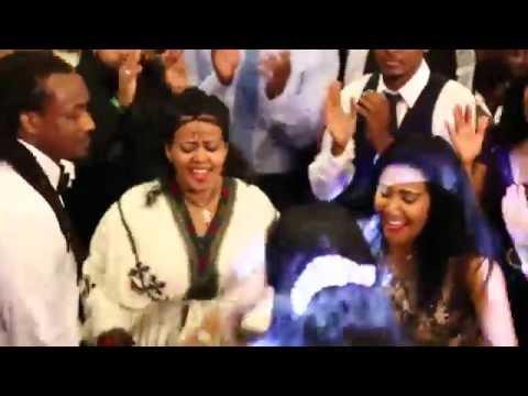 Best Ethiopian Wedding Bewunetwa (Bonny) & Gemechu Portland Oregon