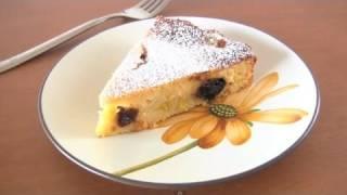 Prune And Banana Yogurt Cake Recipe プルーンとバナナのヨーグルトケーキレシピ