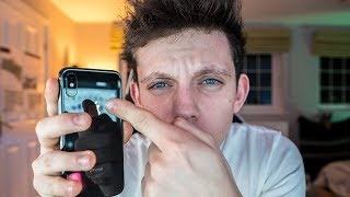 DON'T BUY AN IPHONE 10!! (BAD CAMERA PROBLEM)