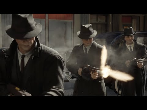 An Offer You Can't Refuse - Mafia: Definitive Edition Funny Moments