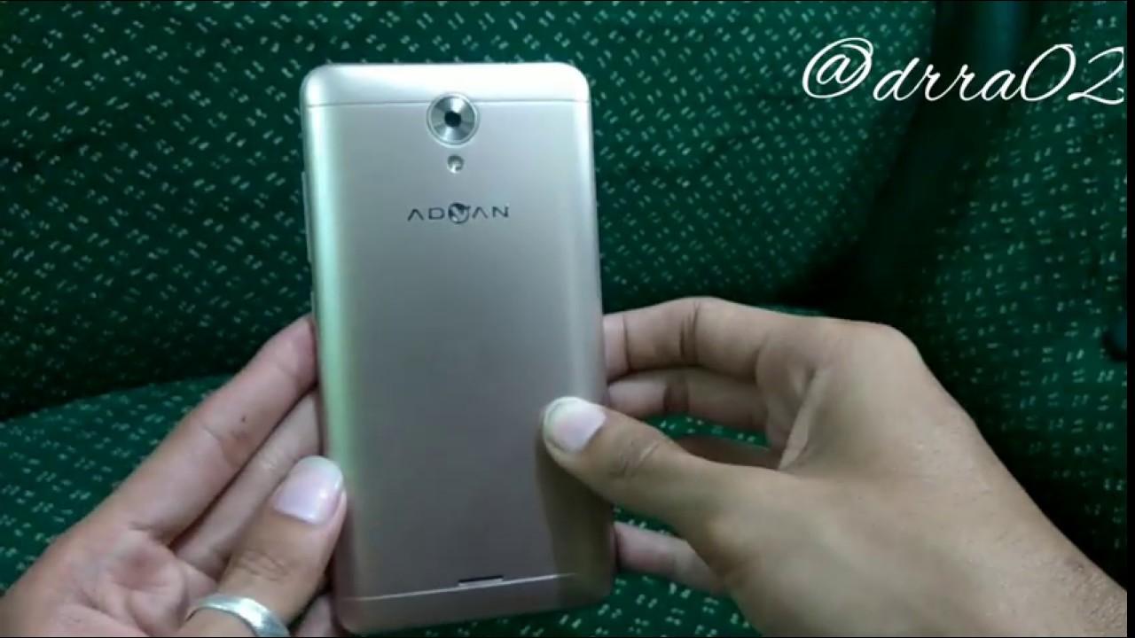 Advan Vandroid S5E 4GS Unboxing Review