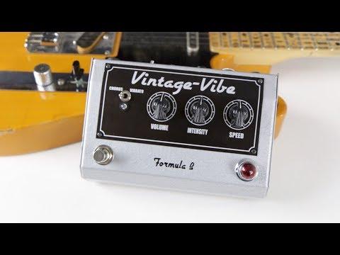 Formula B Vintage Vibe