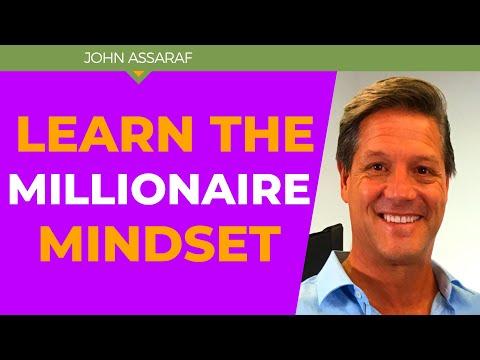 Secrets of a Millionaire Business Mindset