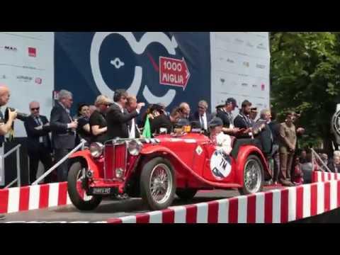 #Mille Miglia 2017 | Tappa 1 - Leg 1
