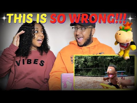 "SML Movie: ""Bowser Junior's Daddy Problem!"" REACTION!!!"