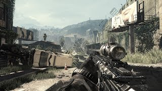 AMAZING MISSION ABOUT APOCALYPSE IN USA ! Call of Duty Ghosts Game on PC