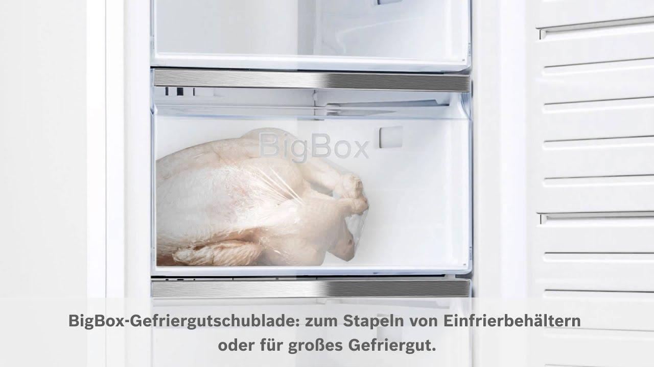 Bosch - Gefrierschrank mit VarioZone | Erhältlich bei moebelplus ...