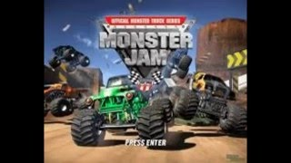 Monster Jam game (2007) soundtrack- Greasin